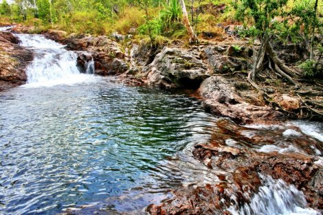 Buley rock holes, Litchfield National Park, NT Australia
