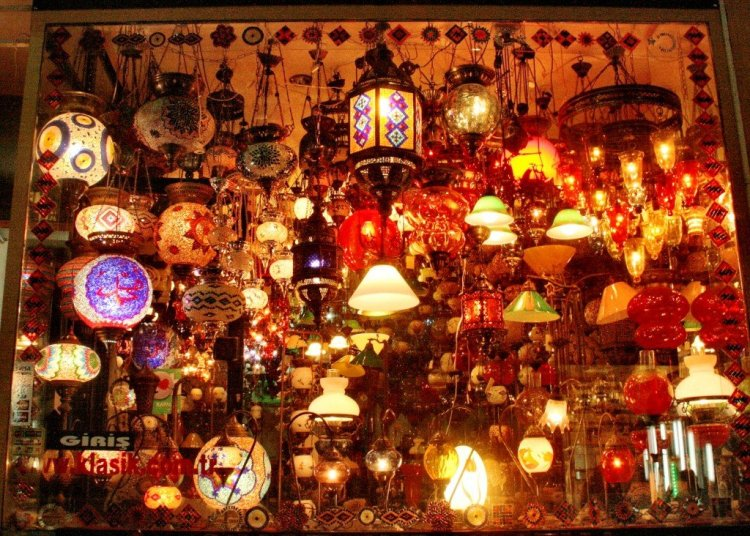 Shops in Istanbul