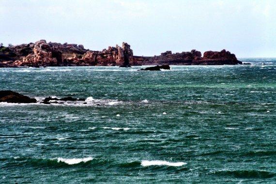 The Pink Granite Coast, Brittany