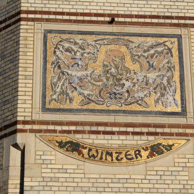 Zurenborg district Antwerp, Belgium