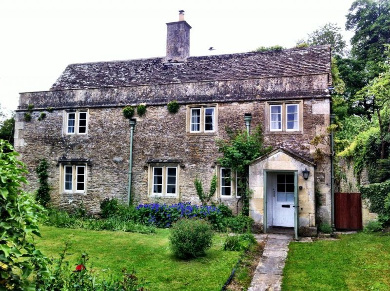Harry Potter's birthplace in Lacock, England