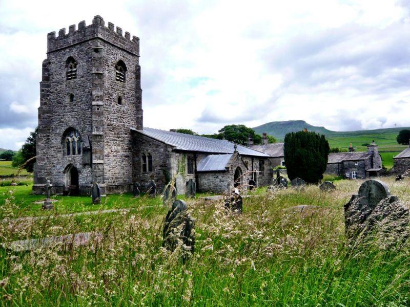 Horton-in-Ribblesdale church