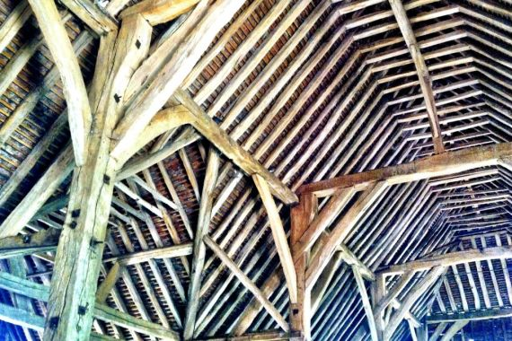 Croxley Great Barn Interior