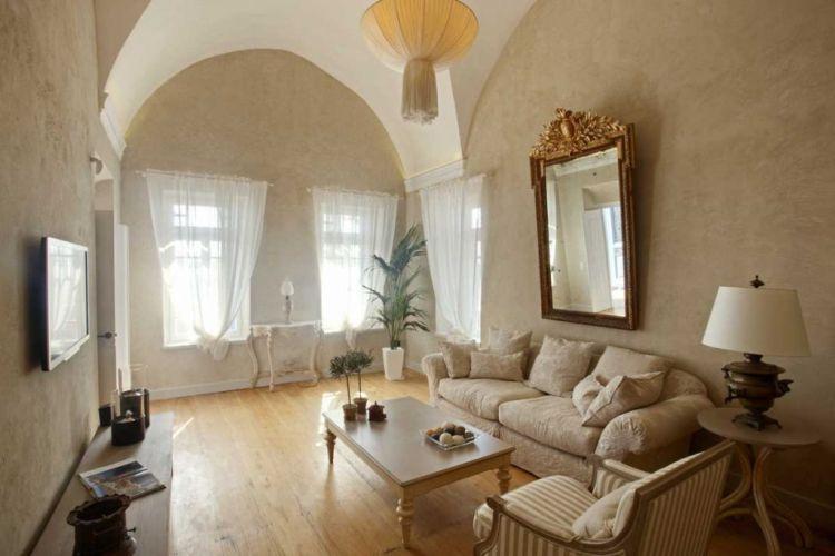 oia-mansion-interior, santorini