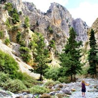 Crete: Wandering the Imbros Gorge