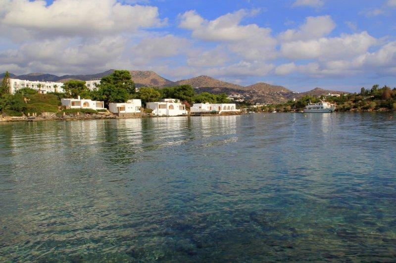 Minos Beach Art Hotel, Agios Nikolaos Crete