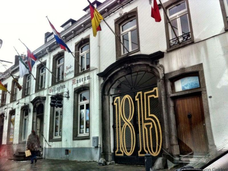 Wellington's Headquarters Museum, Waterloo Belgium