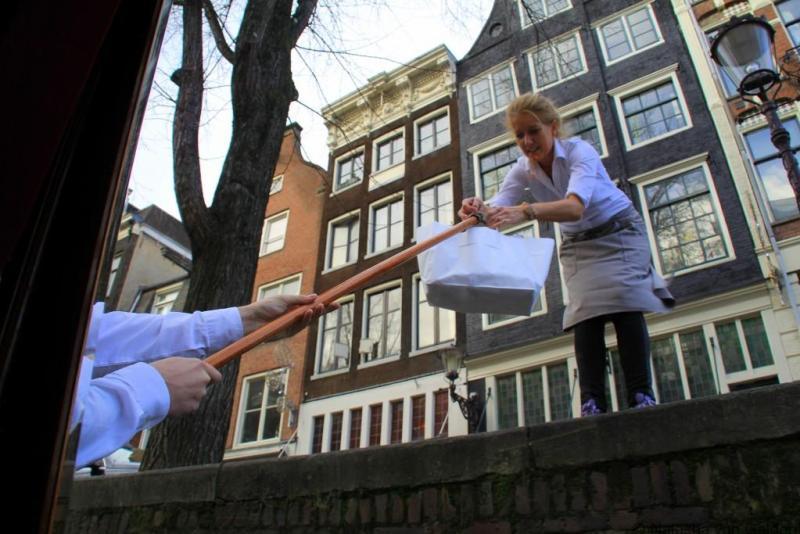 Amsterdam delivery service