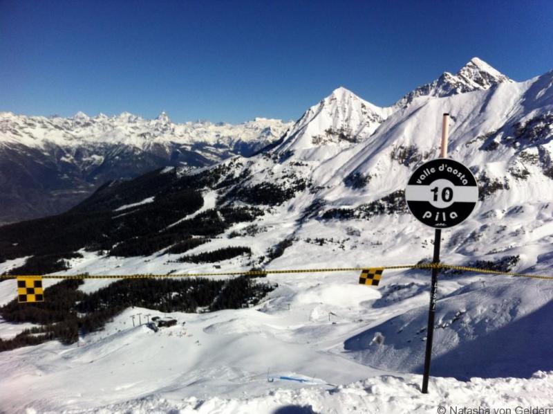Pila ski holidays in the Italian Alps Aosta Valley