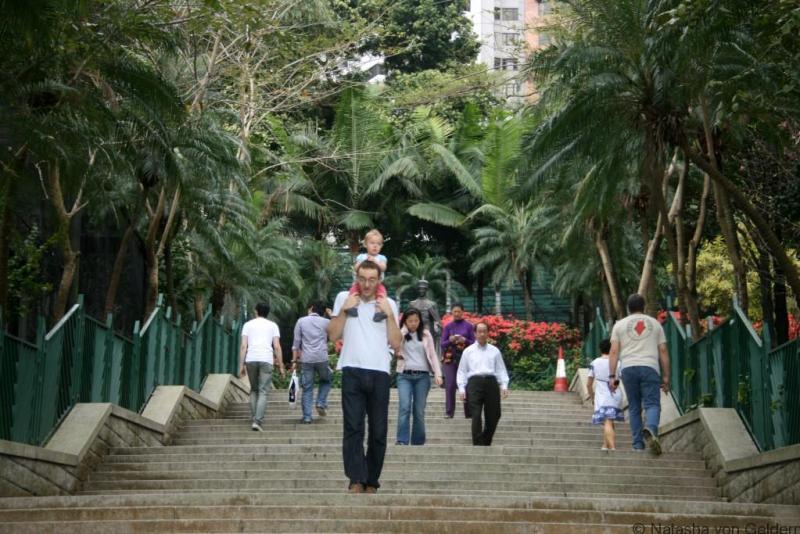 Hong Kong Botanic Gardens