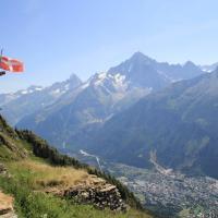 Hiking Tour du Mont Blanc: Les Houches to La Flegere