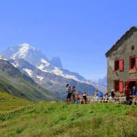 Hiking the Tour du Mt Blanc