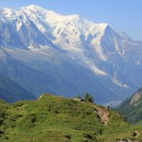 Hiking the Tour du Mt Blanc: Tre le Champ to Triente