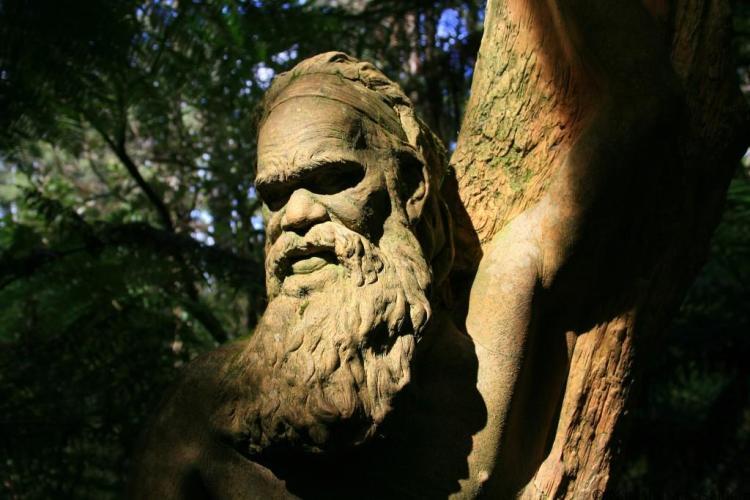 William Ricketts Sanctuary, Dandenong Ranges, Victoria Australia