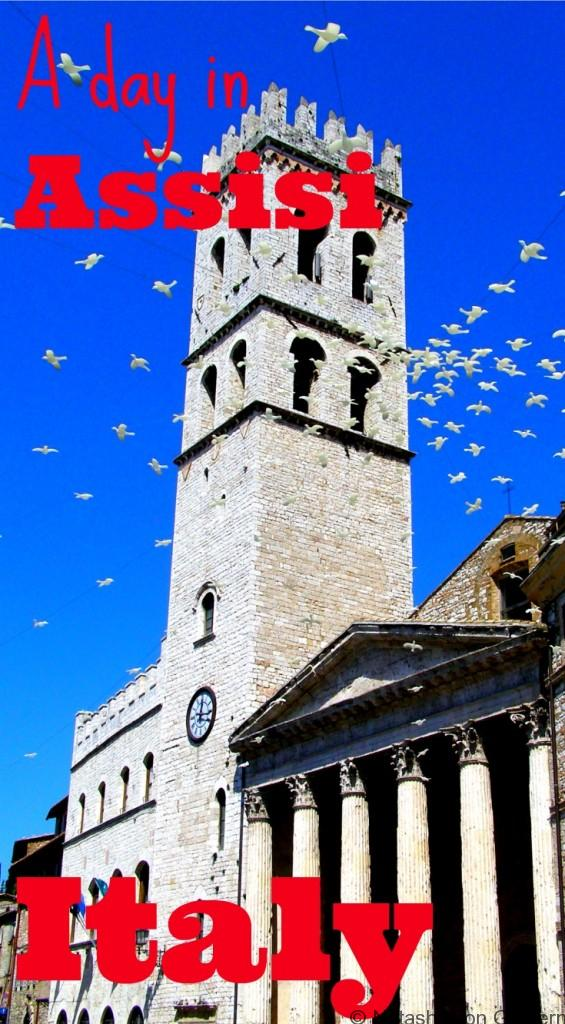 A day in Assisi Italy