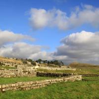 England: Wandering along Hadrian's Wall