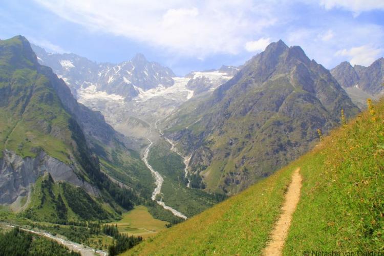 Alpage La Fouly, Switzerland