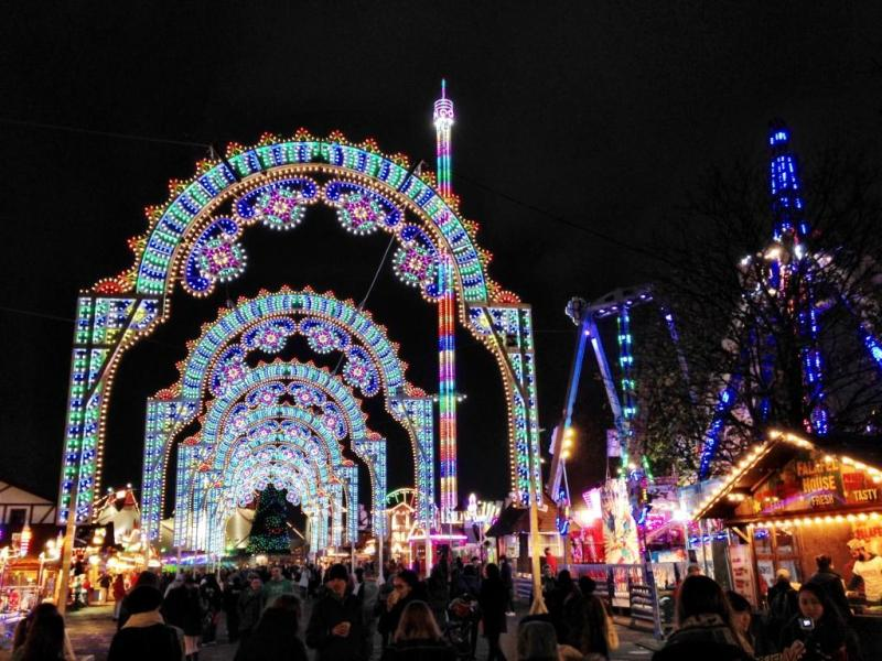 Hyde Park Winter Wonderland London