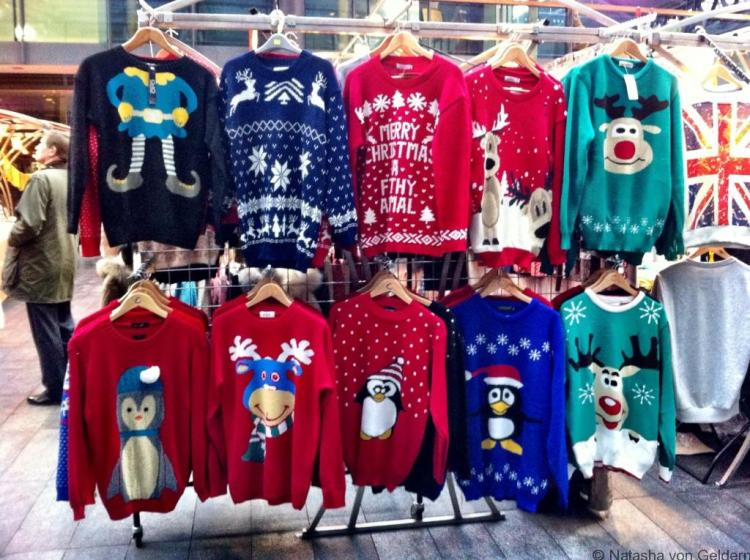 London Christmas Jumpers