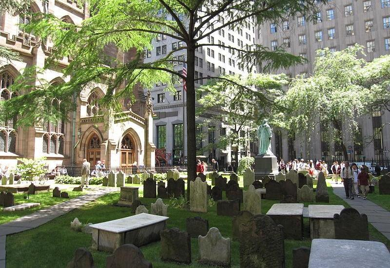 Trinity_Church_Cemetery_NYC Photo by Gryffindor