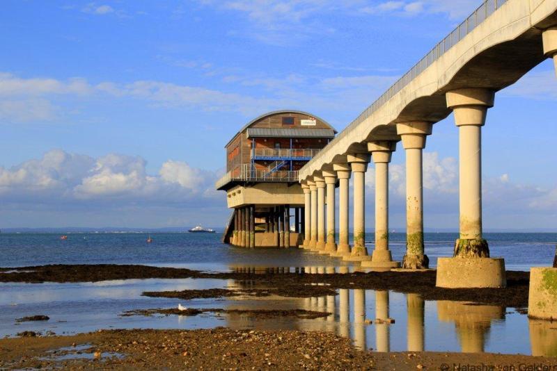 Bembridge Life Boat, Isle of Wight