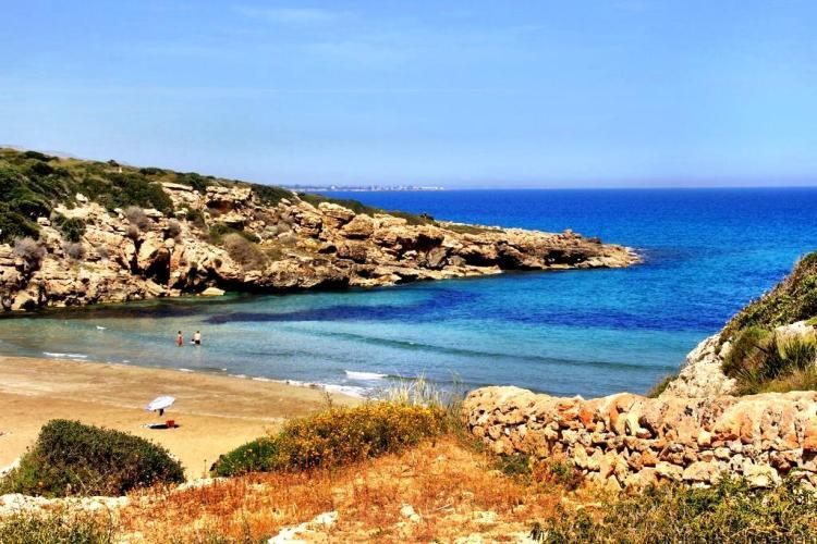 Cala Mosche Beach Sicily Vendicari