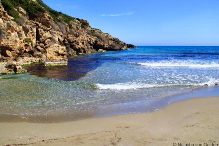 Cala Mosche Beach Vendicari Nature Reserve Sicily