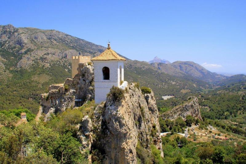 Guadalest, Costa Blanca Spain