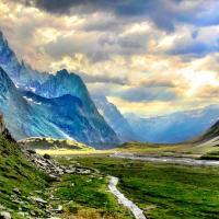 Hiking the Tour du Mont Blanc: Elisabetta to Bonhomme