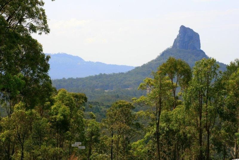 Glasshouse Mountains Queensland Australia