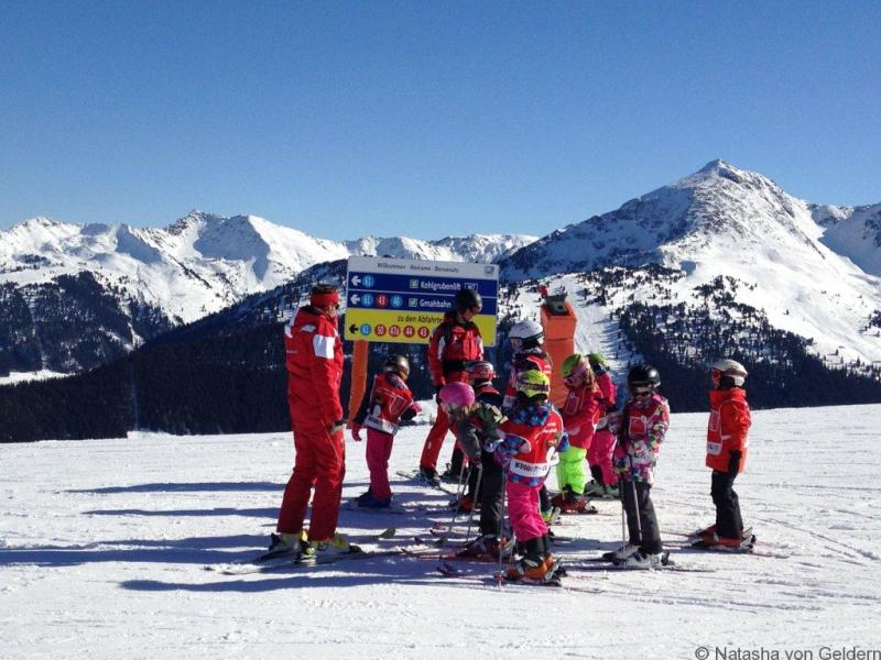 Ski school Alpbach Tirol Austria web