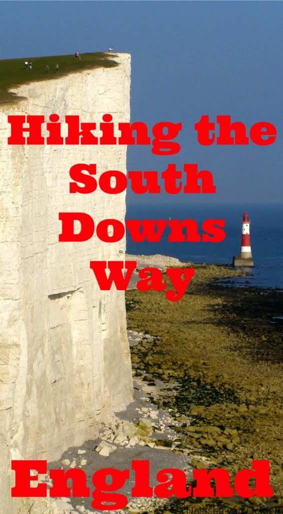Hiking the South Downs Way England
