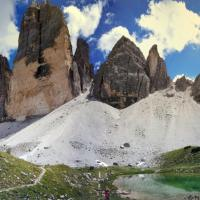 Planning a hike in the Dolomites, Italy