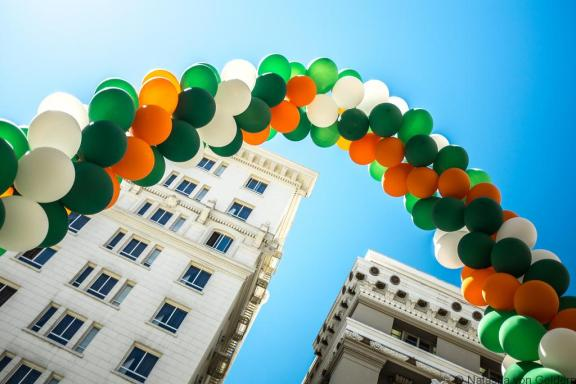 St Patrick's Day by avrene under the Creative Commons License