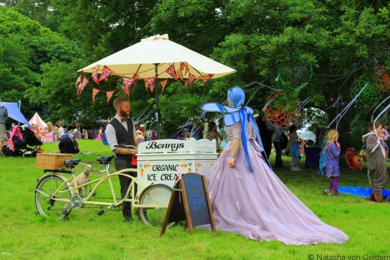 3 Wishes Faerie Festival Photo by Natasha von Geldern