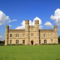 UK: Wandering through Leeds Castle (in Kent)