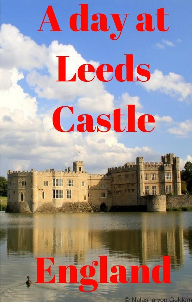 A day at Leeds Castle Kent England