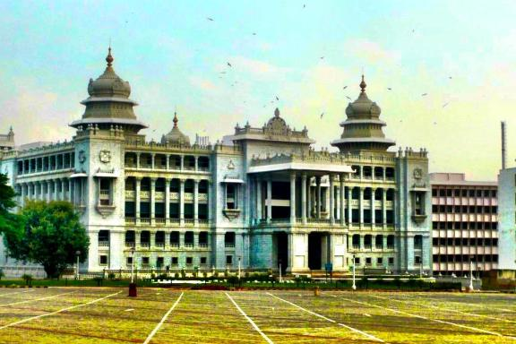 Bangalore architecture India