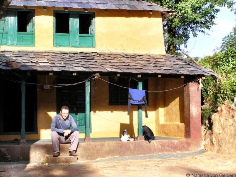 Kareri Village trek from McLeod Ganj India