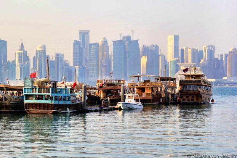 Stopover in Doha Qatar