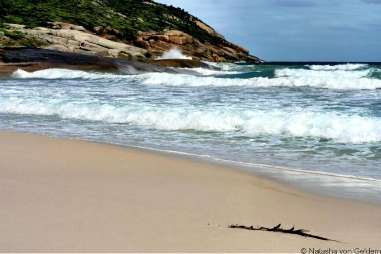 Squeaky Beach in Wilsons Promontory Victoria Australia