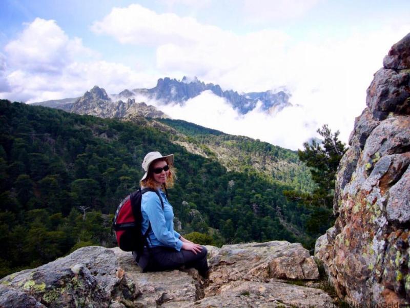 Wandering Kiwi Corsica walking holiday