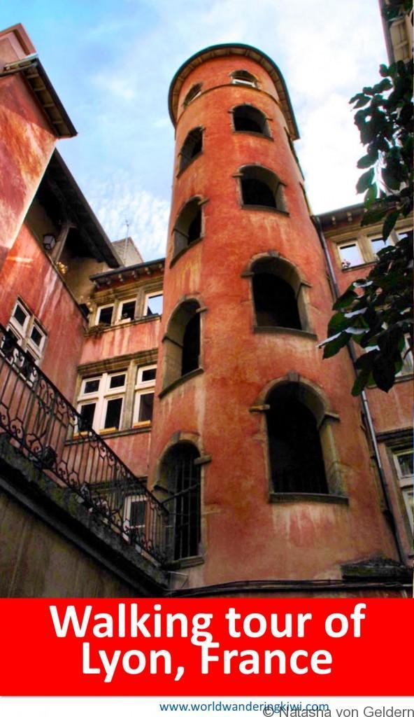 A Walking Tour of Lyon Vieux France