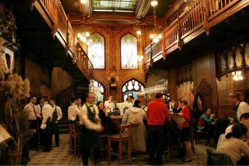 Carul cu Bere pub and restaurant Bucharest Romania