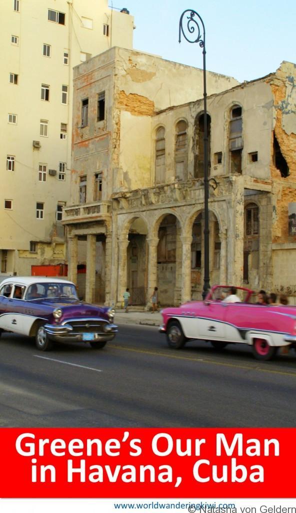 Discovering Green's Our Man in Havana in Cuba