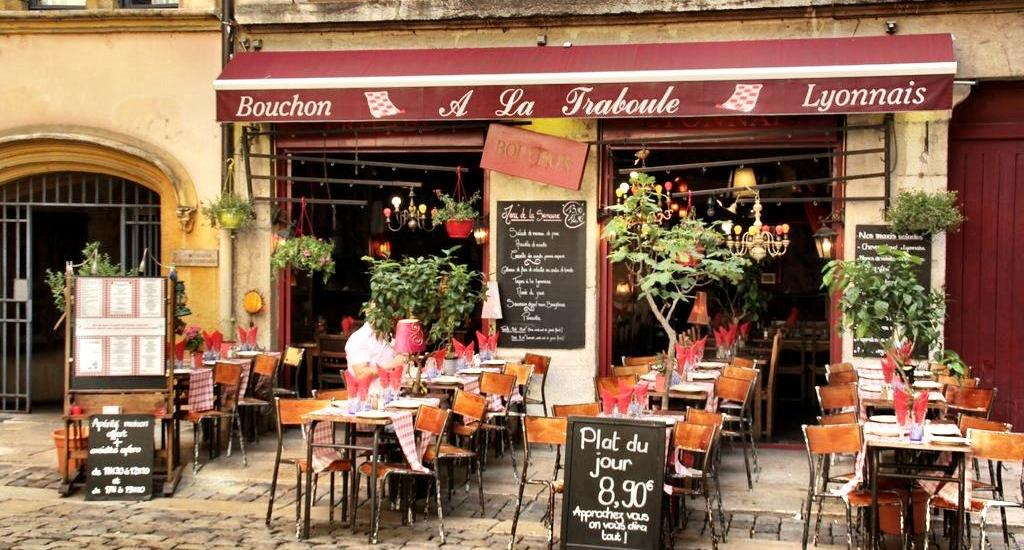 Lyon restaurants France