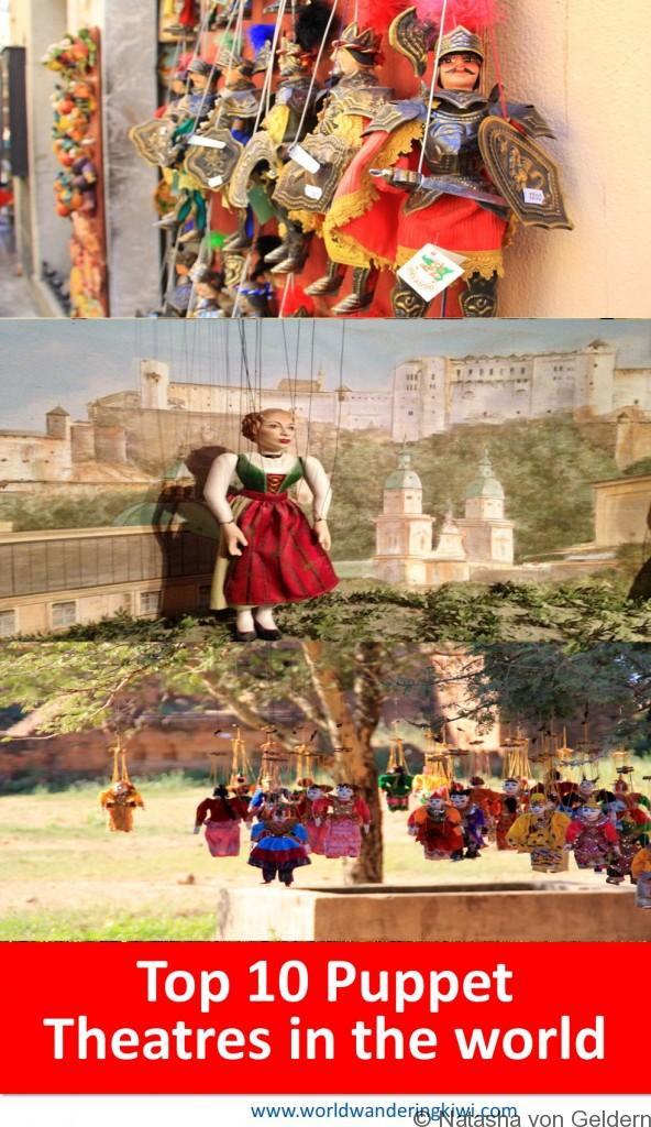 Top 10 puppet theatres around the world