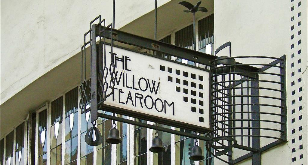 Willow Tearoom Glasgow