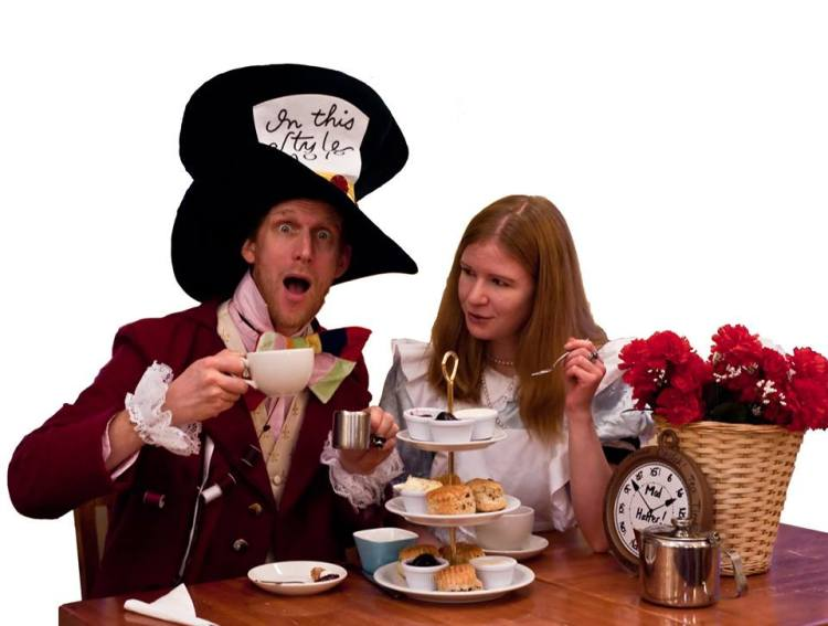 Mad Hatter tours of Oxford