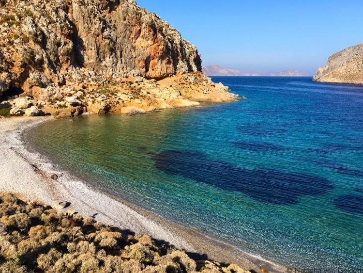 The Beach Kalymnos Greek Islands